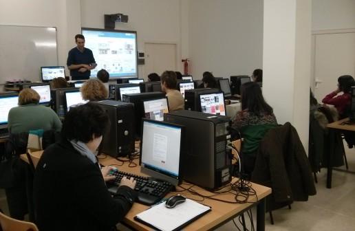 Sesión Redes Sociales CFR A Coruña
